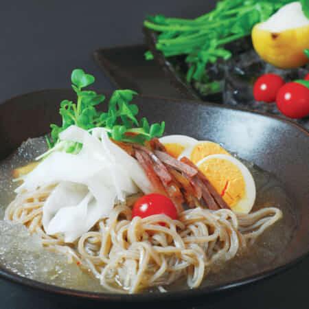 ソウル式冷麺